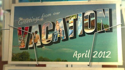 Postcard Vacation