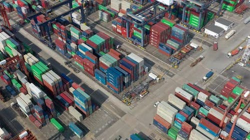 Container Terminals in Hong Kong