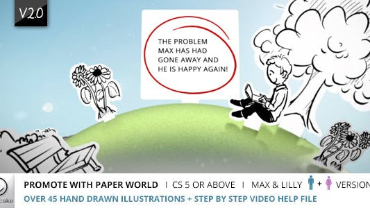 Thumbnail for Promote With Paper World