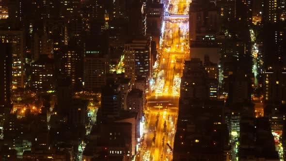 Thumbnail for Traffic Timelapse