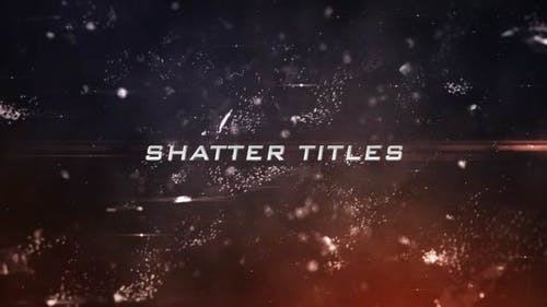 Shatter Titles