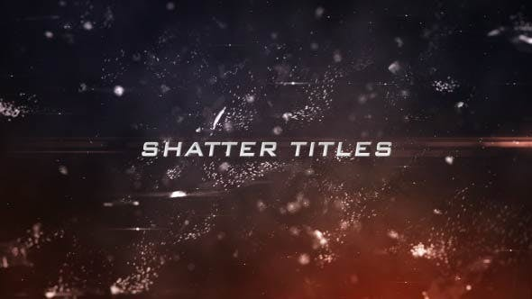 Thumbnail for Titres Shatter