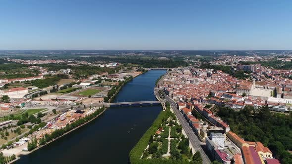 Thumbnail for The Great River Mondego and Historic City of Coimbra, Portugal
