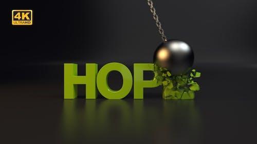Crushed Hope - 4K