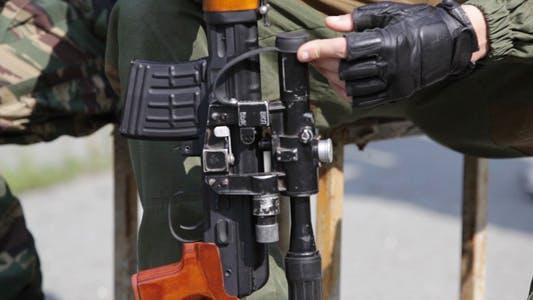 Thumbnail for Rifle