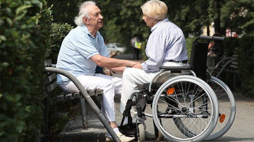 Disabled Spouse