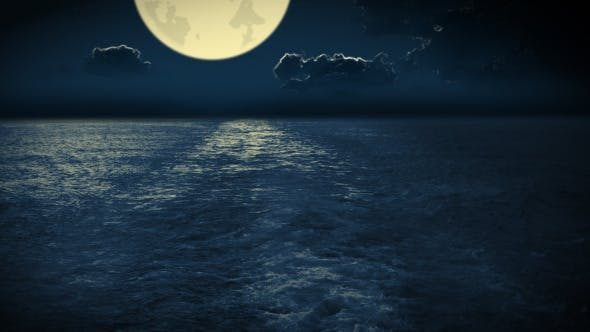 Thumbnail for Navigation of the Nighttime Ocean