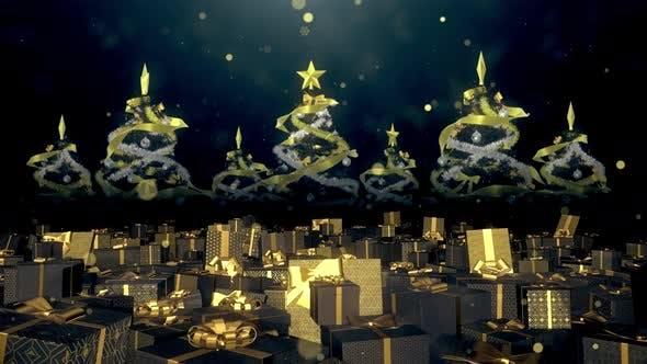 Thumbnail for Gift Box 04 4K