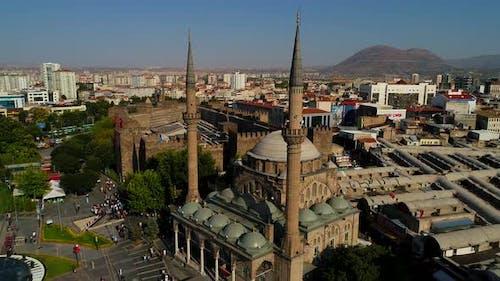Mosque In Turkey Kayseri