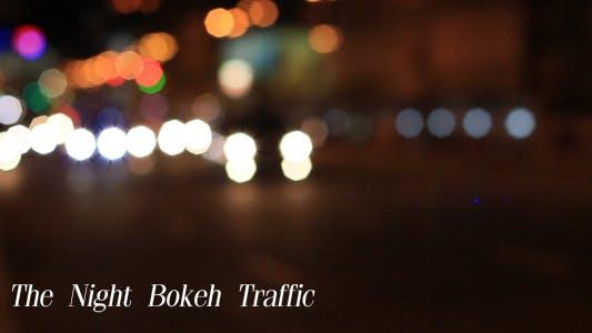 Thumbnail for The Night Bokeh Traffic 1