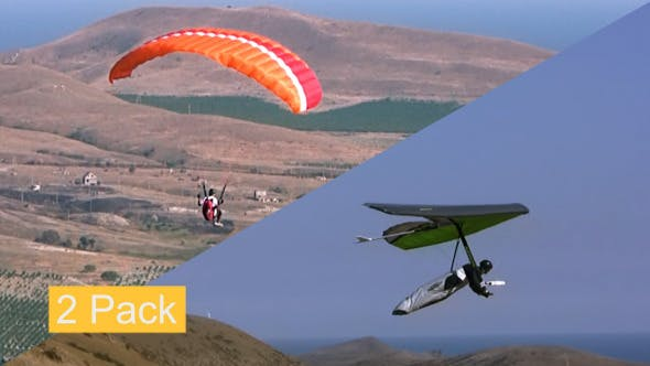 Thumbnail for Hang Glider and Paraglider