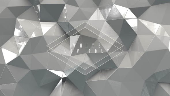Thumbnail for White Low Poly With Glass