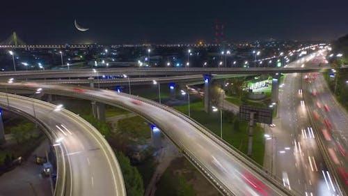 Highway Overpass Hyperlapse