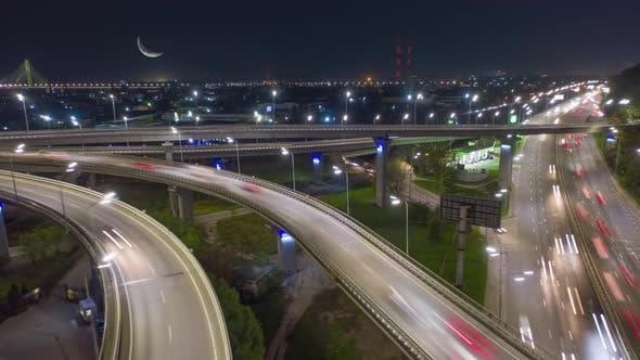 Thumbnail for Highway Overpass Hyperlapse
