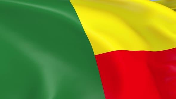 Thumbnail for Benin Flag