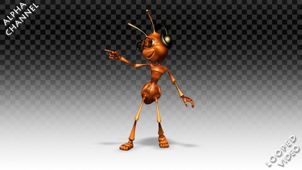 Thumbnail for Funny Ant - Dance Pop