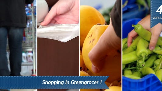 Thumbnail for Buying In Greengrocer