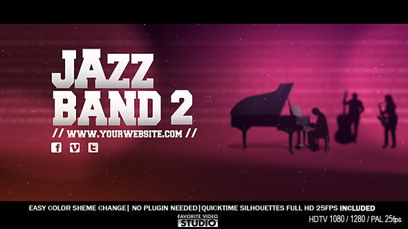 Thumbnail for Jazz Band 2