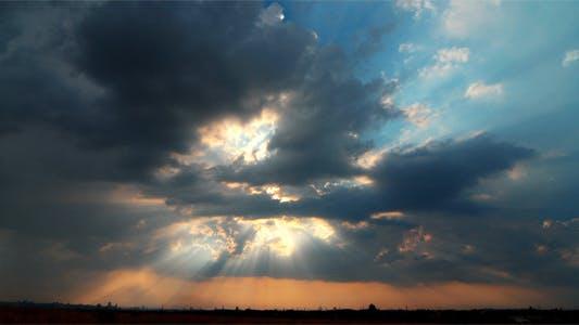 Thumbnail for Sunset Time Lapse