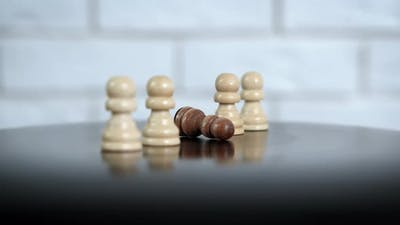 Victory of a Pawns.