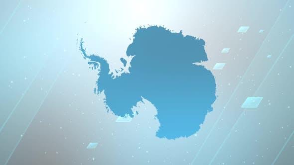 Antarctica Slider Background