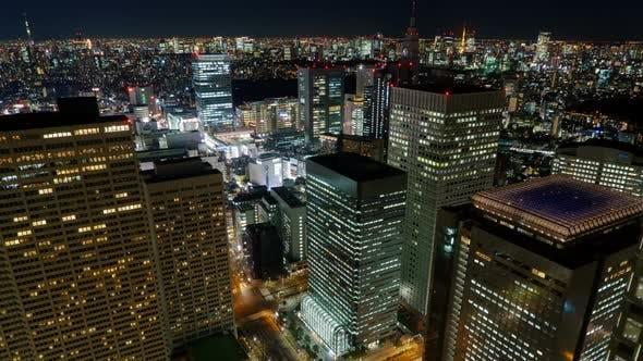 Thumbnail for Tokyo Japan, Night