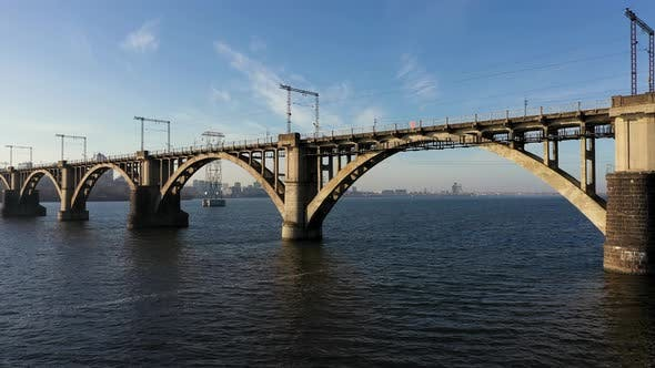 Thumbnail for Old Arch Bridge in Dnepr City
