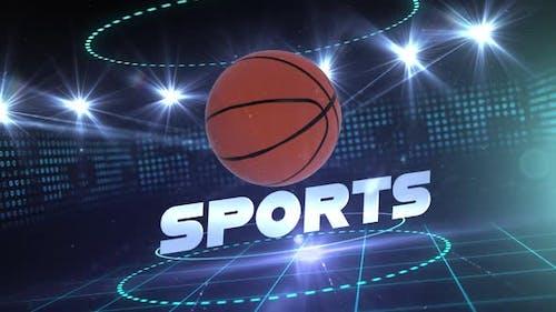 Video Game Sports Screen