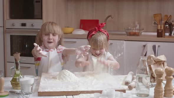 Thumbnail for Playing With Flour