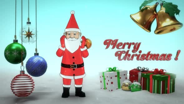 Cover Image for Christmas Greetings From Santa