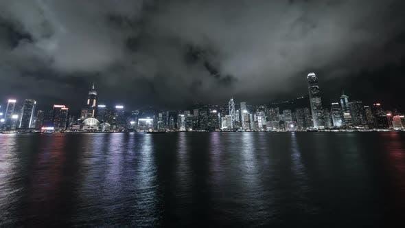 Thumbnail for Hong Kong Night City