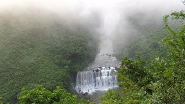 Cover Image for Kambadaga Falls in Guinea