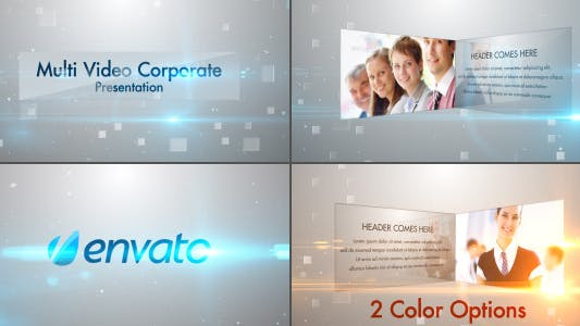 Thumbnail for Multi Video Corporate Presentation