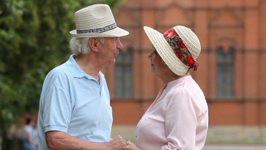 Thumbnail for Senior Affection