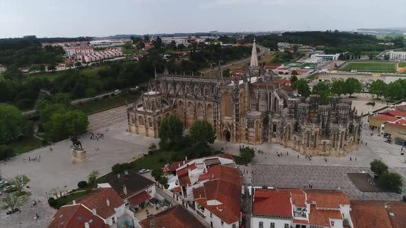 Thumbnail for Panoramic View Of Batalha Monastery, Portugal