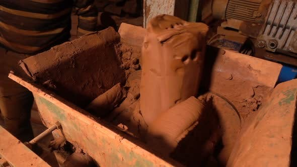 Thumbnail for Clay Forming Mixing Machine Slow
