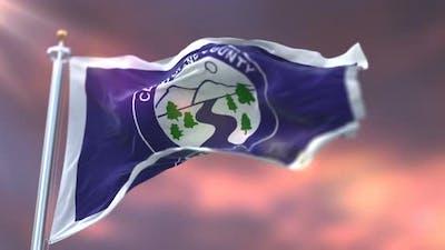 Cleburne Flag, United States