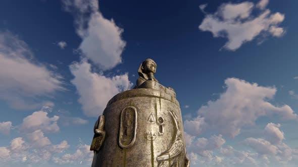 Thumbnail for Esfinge Ancient Egypt Statue