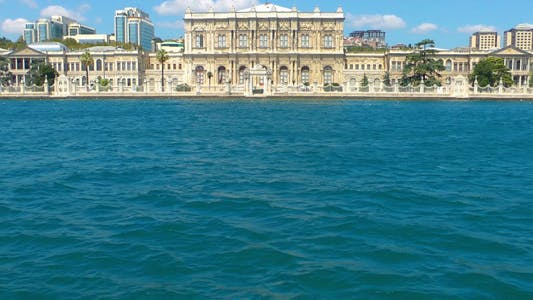 Thumbnail for Historical Building Near the Sea 2