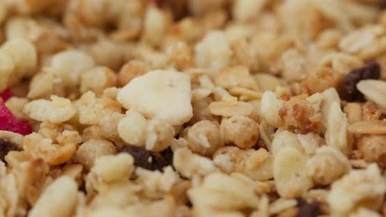 Thumbnail for Stack of the Oat cereal