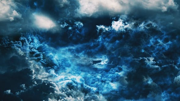 Abstract Heavy Clouds