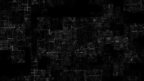 Hintergrund des digitalen Wahnsinns