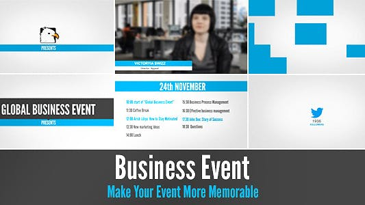 Thumbnail for Business Event