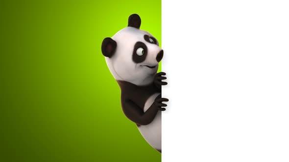 Thumbnail for Fun panda