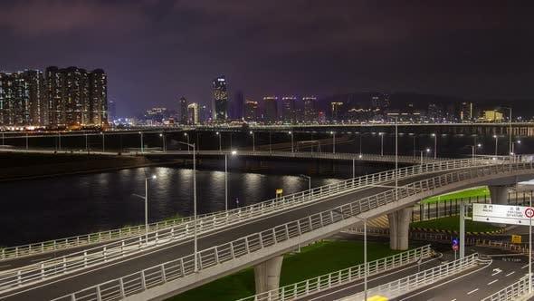 Thumbnail for Macau Traffic Cityscape