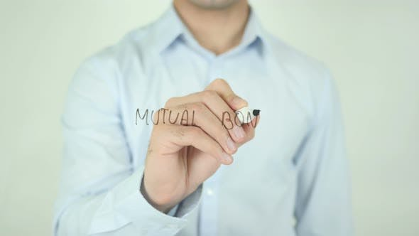 Thumbnail for Mutual Bond, Writing On Screen