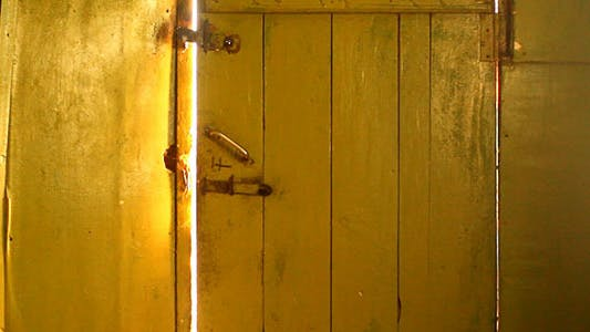 Thumbnail for Old Country House Door Opening