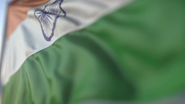 Thumbnail for Waving Flag of India