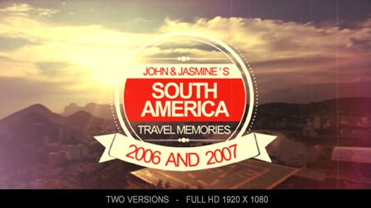 Thumbnail for Travel Memories