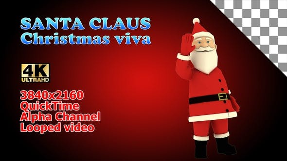 Thumbnail for Viva Christmas Santa